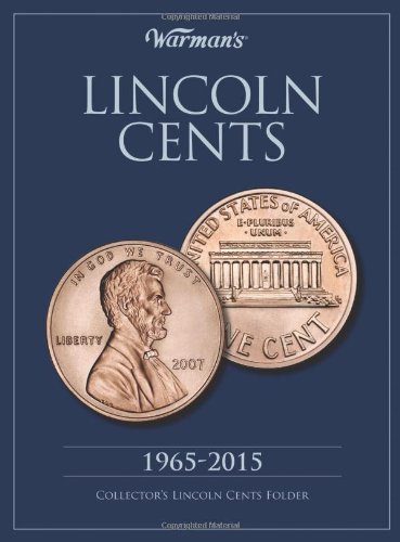 9781440232602: Lincoln Cents 1965 - 2015: Collector's Lincoln Cents Folder