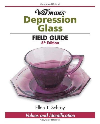 9781440234569: Warman's Depression Glass Field Guide (Warman's Field Guides)
