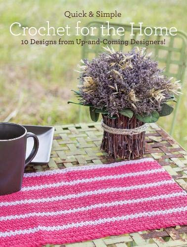 Quick & Simple Crochet for the Home: Armstrong, Melissa, Galik,