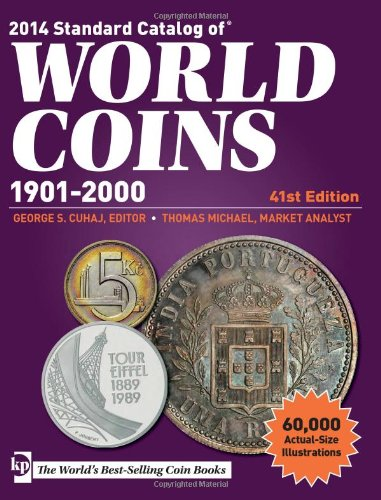 9781440235672: 2014 Standard Catalog of World Coins - 1901-2000
