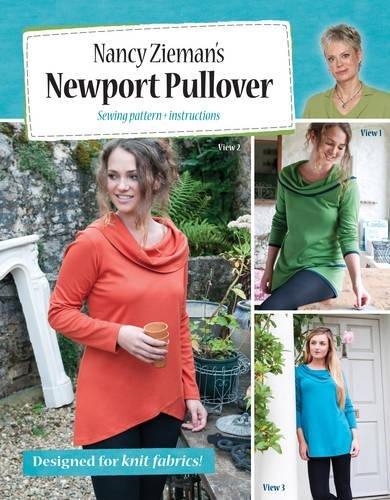Nancy Zieman Patterns - Newport Pullover: Zieman, Nancy