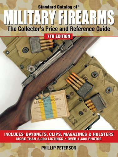 9781440236921: Standard Catalog of Military Firearms: The Collector's Price and Reference Guide