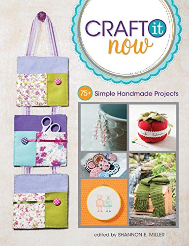 9781440238246: Craft It Now: 75+ Simple Handmade Projects