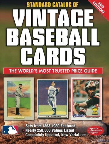 9781440238499: Standard Catalog of Vintage Baseball Cards