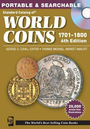 9781440238710: Standard Catalog of World Coins 1701-1800