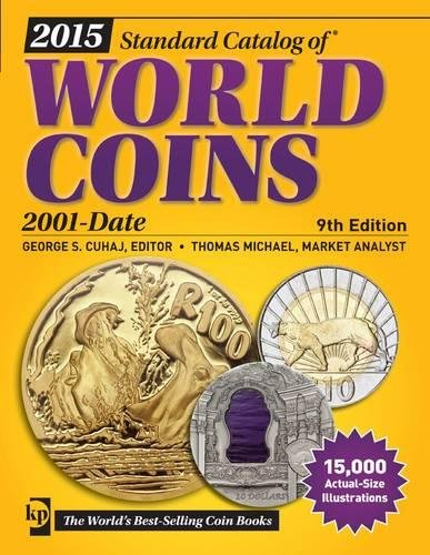 9781440240409: 2015 Standard Catalog of World Coins 2001-Date