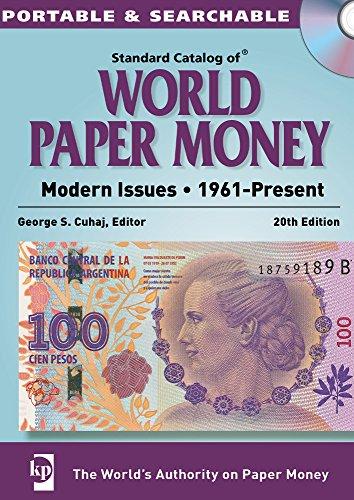 9781440242168: 2015 Standard Catalog of World Paper Money - Modern Issues CD: 1961-Present
