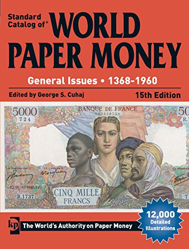 9781440242670: Standard Catalog of World Paper Money, General Issues, 1368-1960