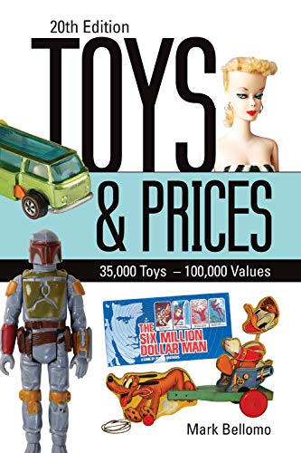 Toys & Prices (Toys and Prices): Mark Bellomo