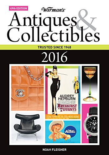 9781440243844: Warman's Antiques & Collectibles 2016 Price Guide