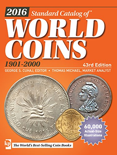 9781440244094: 2016 Standard Catalog of World Coins 1901-2000