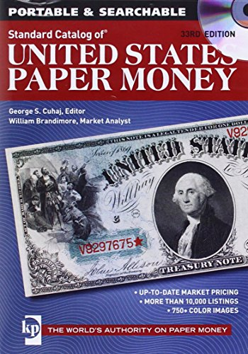 9781440244681: Standard Catalog of United States Paper Money