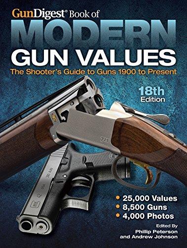 9781440245015: Gun Digest Book of Modern Gun Values: The Shooter's Guide to Guns 1900 to Present