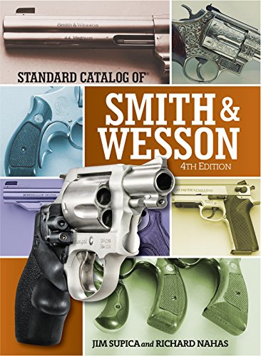 9781440245633: Standard Catalog of Smith & Wesson