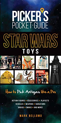 9781440245824: Picker's Pocket Guide - Star Wars Toys: How to Pick Antiques Like A Pro