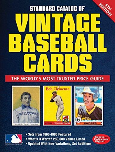 9781440245916: Standard Catalog of Vintage Baseball Cards