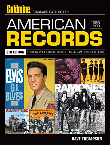9781440246289: Standard Catalog of American Records 1950-1990