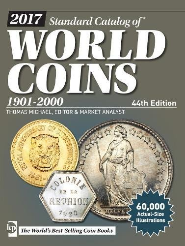 2017 Standard Catalog of World Coins, 1901-2000 (Paperback): Maggie Judkins