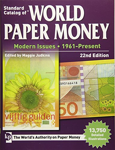 Standard Catalog of World Paper Money, Modern Issues, 1961-Present (Paperback): Maggie Judkins