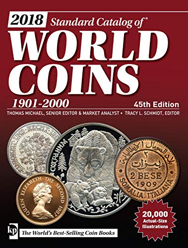 9781440247972: 2018 Standard Catalog of World Coins, 1901-2000, 45th Edition