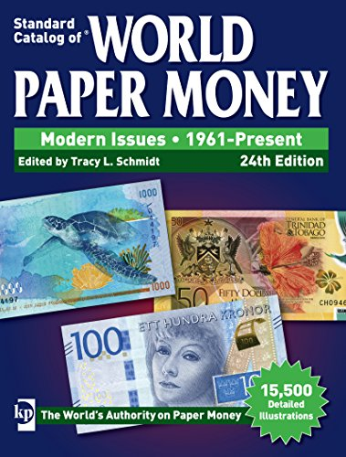 9781440248597: Standard Catalog of World Paper Money, Modern Issues, 1961-Present, 24th Edition