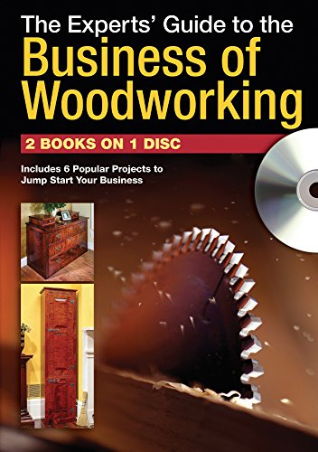9781440302404: The Experts Guide to the Business of Woodworking (CD)
