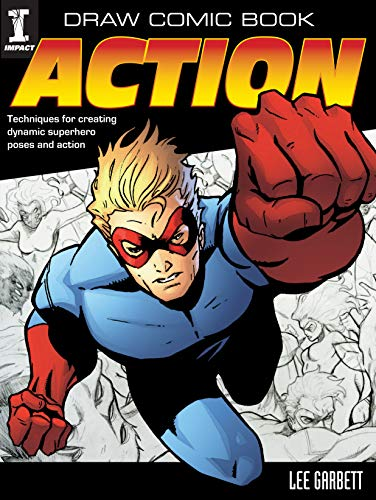 9781440308130: Draw Comic Book Action