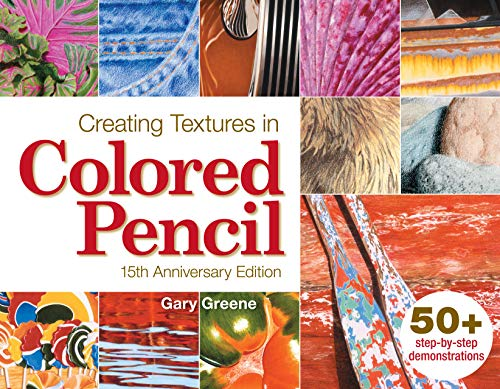 9781440308505: Creating Textures in Colored Pencil
