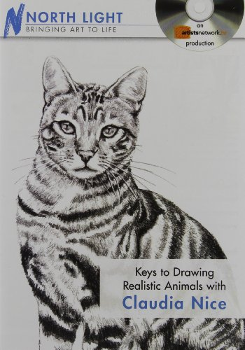 9781440308772: Keys to Drawing Realistic Animals with Claudia Nice (ArtistNetworkTV)