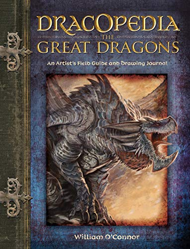9781440310676: Dracopedia the Great Dragons: An Artist's Field Guide and Drawing Journal