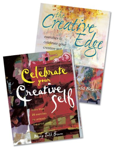 9781440312083: Creative Mixed Media Painting Exercises with Mary Todd Beam Books Bundle