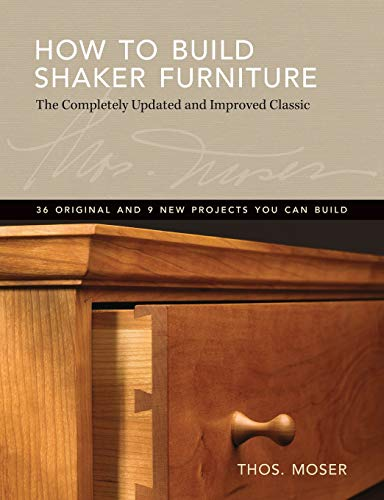 9781440313042: How To Build Shaker Furniture: The Complete Updated & Improved Classic