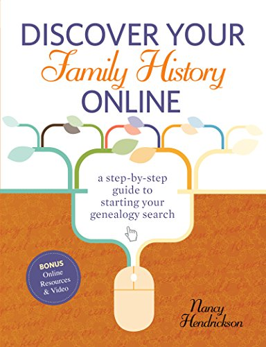 9781440318504: Discover Your Family History Online: A Step-by-Step Guide to Starting Your Genealogy Search