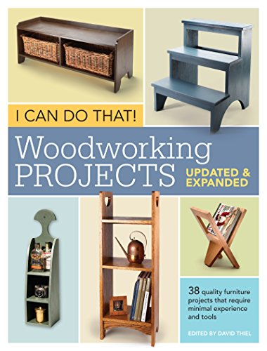 9781440318733: I Can Do That! Woodworking Projects - Updated and Expanded