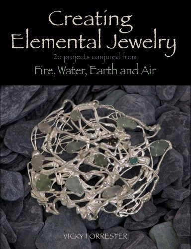 9781440320323: Creating Elemental Jewelry: 20 Projects Conjured from Fire, Water, Earth and Air