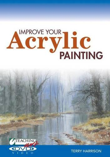 9781440321283: Improve Your Acrylic Painting
