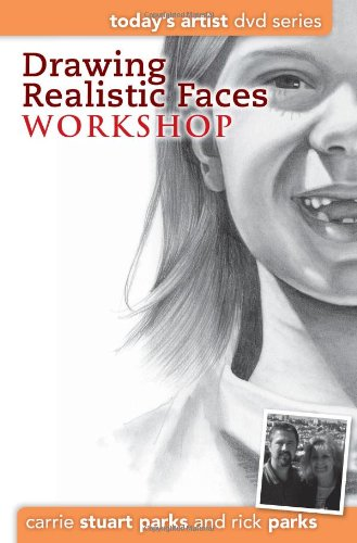 9781440321535: Drawing Realistic Faces Workshop: DVD Series (Today's Artist)