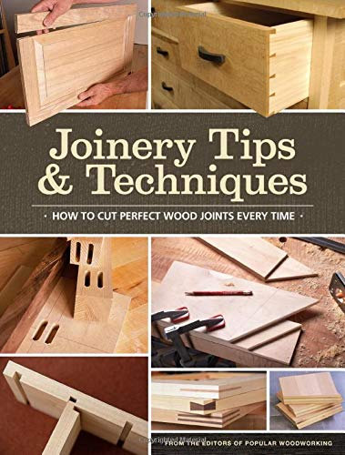 9781440323485: Joinery Tips & Techniques