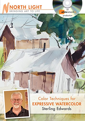 Color Techniques for Expressive Watercolor: Edwards, Sterling