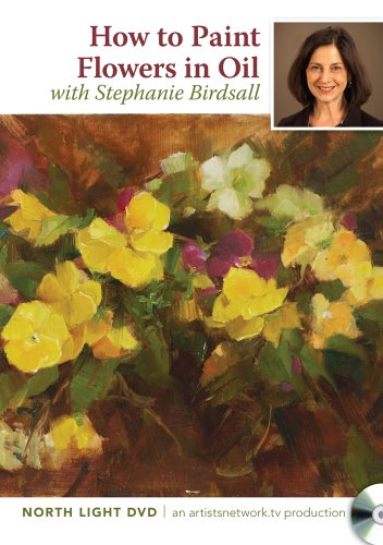 9781440325410: How to Paint Flowers in Oil
