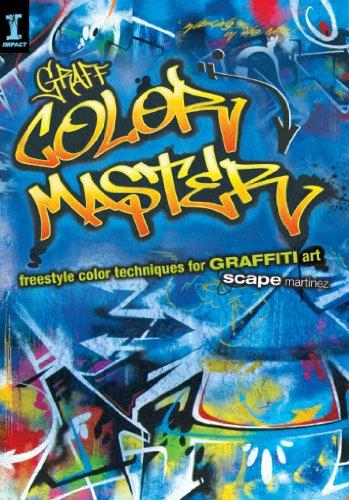 9781440328299: Color Master: Freestyle Color Techniques for Graffiti Art