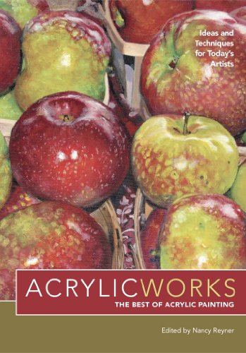 9781440328862: AcrylicWorks: Ideas and Techniques for Today's Artists (AcrylicWorks: The Best of Acrylic Painting)
