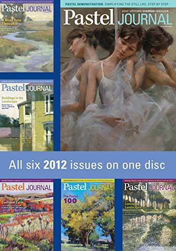 9781440330506: Pastel Journal 2012 Annual