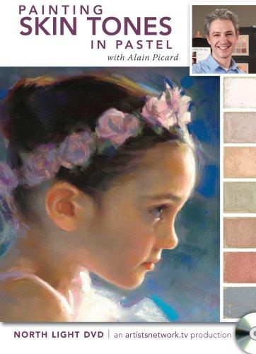 9781440333385: Painting Skin Tones in Pastel [USA] [DVD]