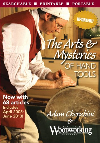 9781440333521: The Arts & Mysteries of Hand Tools