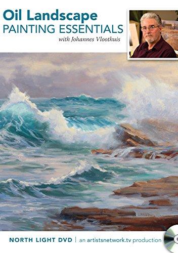 Oil Landscape Painting Essentials With Johannes Vloothuis: Vloothuis, Johannes