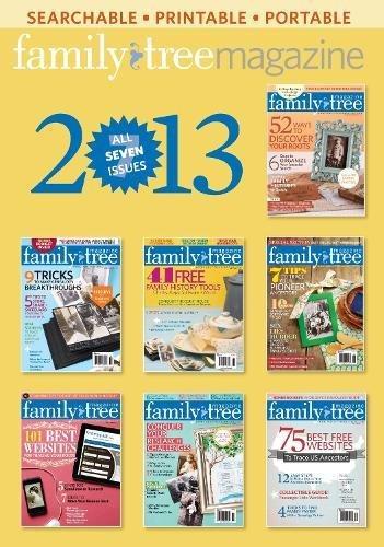 9781440333651: Family Tree Magazine 2013 Annual CD
