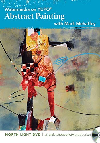 Watermedia on Yupo Abstract Painting: Mehaffey, Mark