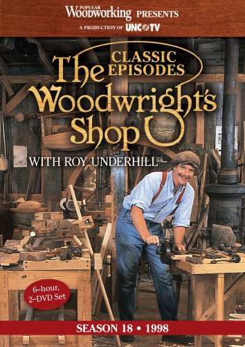 9781440335020: Classic Episodes, The Woodwright's Shop (Season 18)