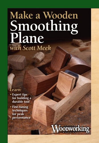 9781440335112: Making a Wooden Smoothing Plane